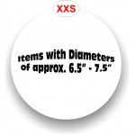 "G/Stretchable Covers - XXS - Standard 6.5"" - 7.5"""